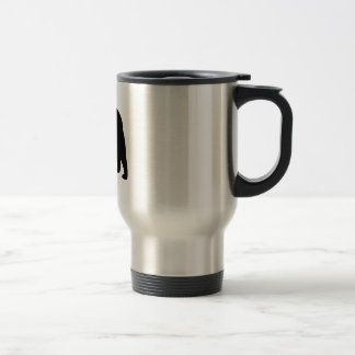 Akita Dog Travel Mug