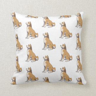 Akita Inu pillow