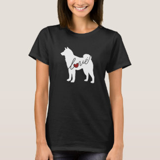 Akita Love T-Shirt
