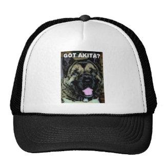 Akita Love Trucker Hats