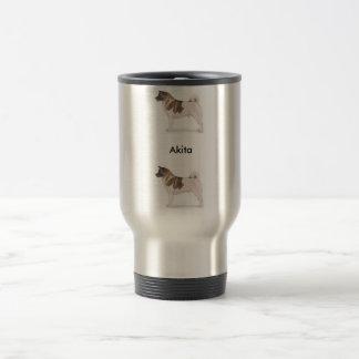 Akita Travel Mug