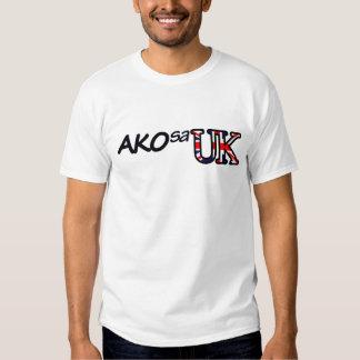 Ako sa UK T-shirt
