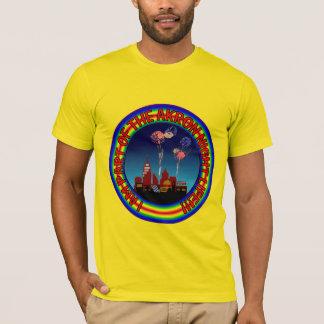 Akron Ohio Nightlife Shirt. T-Shirt