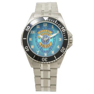 Akron Ohio Police Department Wrist Watch