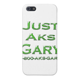 Aks Gary iPhone 5 Cover