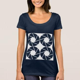 Aktina - / Scoop smile T-Shirt