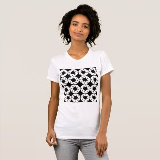 Aktina + / Women's Fitted T-Shirt