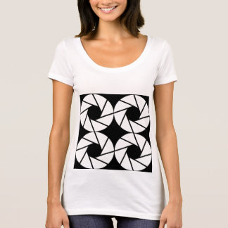 Aktina + / Women's Next Level Scoop Neck T-Shirt