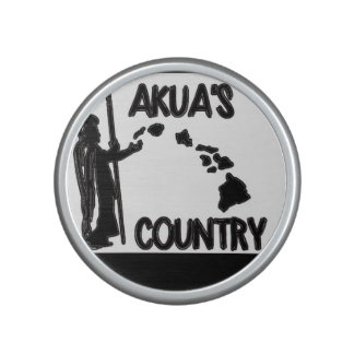 Akua's Country Bumpster Speaker