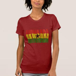 Akwaaba - You're Welcome - Twi + Ghana Flag Shirt