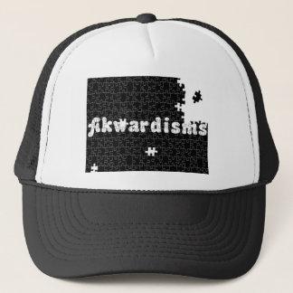 Akwardisms Trucker Hat