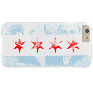 Al Capone Chicago Flag Barely There iPhone 6 Plus Case