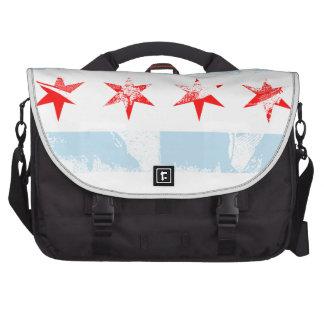 Al Capone Chicago Flag Laptop Commuter Bag