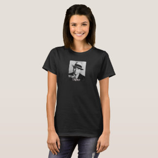Al Capone Chicago Mug Shot Women's T Shirt