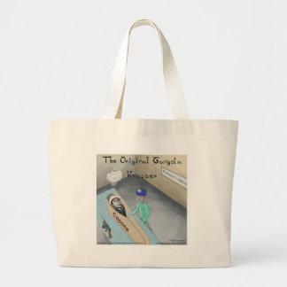 Al Capone Funeral Funny Tote Bags