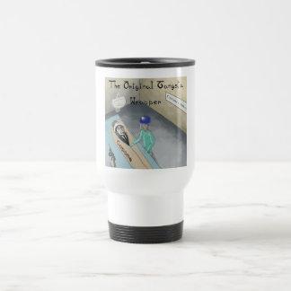 Al Capone Funeral Funny Coffee Mug