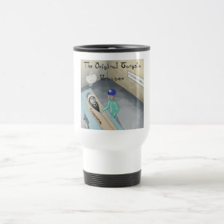 Al Capone Funeral Funny Stainless Steel Travel Mug