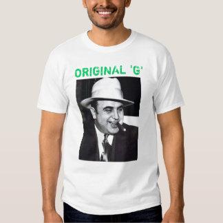 Al Capone - Original 'G' Tees