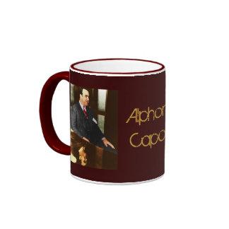 Al Capone - the real Scar Face Mugs