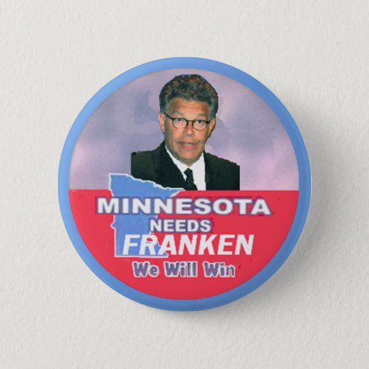 Al Franken Button