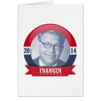 AL FRANKEN CAMPAIGN CARDS