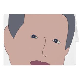Al Gore Greeting Card