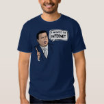 Al Gore, I invented the Internet T Shirts