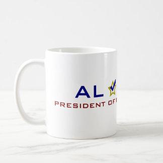 Al Gore President USA V2 Mug