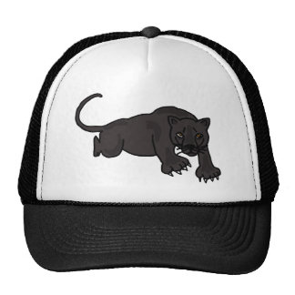 AL- Leaping Panther Cap