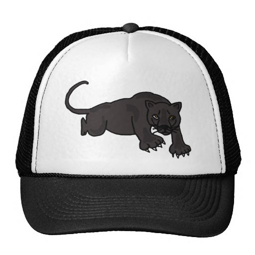 AL- Leaping Panther Hat