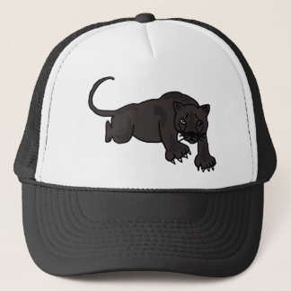 AL- Leaping Panther Trucker Hat