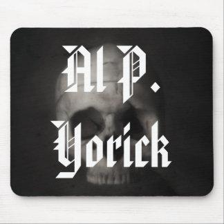 Al P Yorick Mousepad