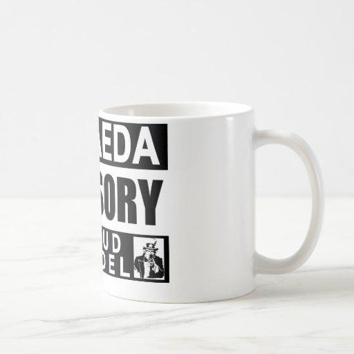 Al Qaeda Advisory: Proud Infidel Coffee Mug