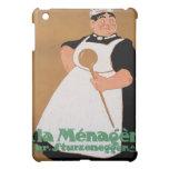 Ala Menagere Vintage Food Ad Art iPad Mini Cases
