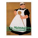 Ala Menagere Vintage Food Ad Art Post Cards