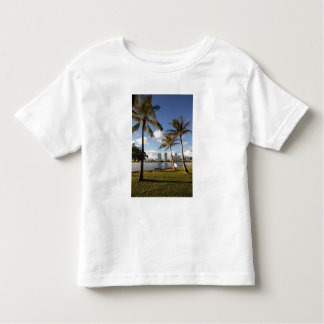 Ala Moana Beach Park, Waikiki, Honolulu 3 Toddler T-Shirt