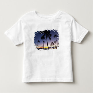 Ala Moana Beach Park, Waikiki, Honolulu 4 Toddler T-Shirt