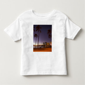 Ala Moana Beach Park, Waikiki, Honolulu 5 Toddler T-Shirt