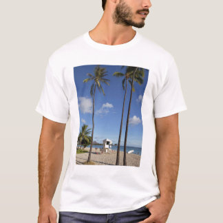 Ala Moana Beach Park, Waikiki, Honolulu 8 T-Shirt