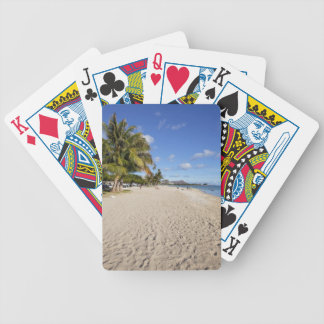 Ala Moana Beach Park, Waikiki, Honolulu 9 Bicycle Playing Cards