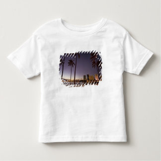 Ala Moana Beach Park, Waikiki, Honolulu Toddler T-Shirt