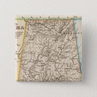 Alabama 2 15 cm square badge