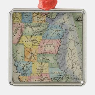 Alabama 2 christmas ornament