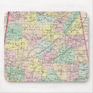 Alabama 5 mouse mat