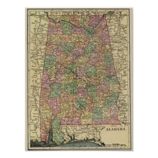 Alabama 6 poster
