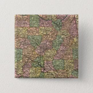 Alabama 7 15 cm square badge