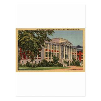 Alabama Administration Building Postcards