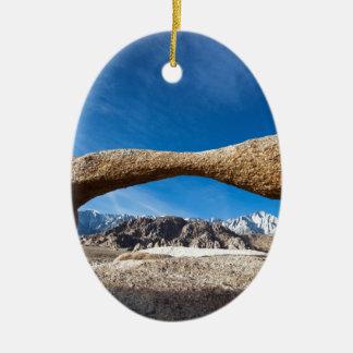 Alabama Arch Christmas Ornament