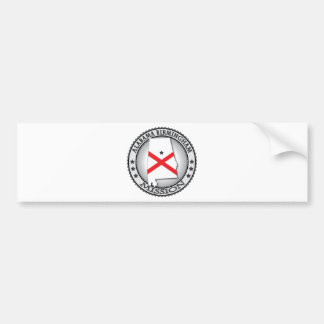 Alabama Birmingham LDS Mission Gifts Bumper Stickers
