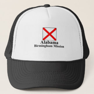 Alabama Birmingham Mission Hat